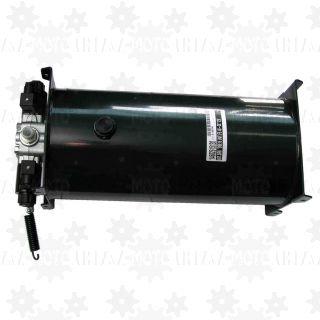 Zbiornik oleju 15l + rozdzielacz do wywrotki 12V
