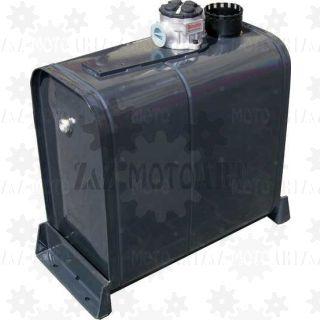Zbiornik oleju do hydrauliki zakabinowy - 80 litrów