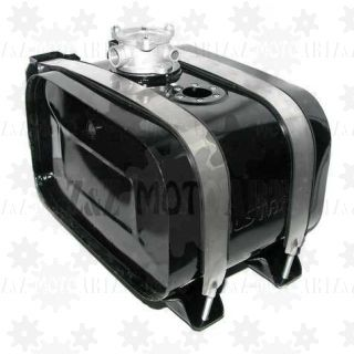 Zbiornik oleju stalowy do hydrauliki - 40 litrów z filtrem