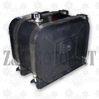 Zbiornik oleju stalowy do hydrauliki - 80 litrów