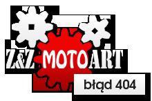 Motoart - strona błędu